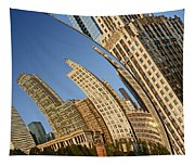 The Bean - 2 Tapestry