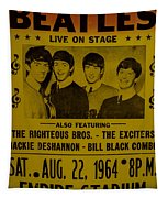 The Beatles First Time In Canada. Tapestry