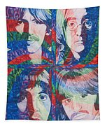 The Beatles Squared Tapestry