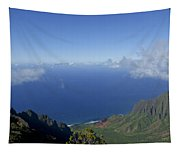 The Beautiful Na Pali Coast Tapestry