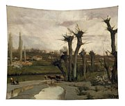The Beginning Of Spring Tapestry