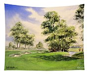 The Belfry Brabazon Golf Course 10th Hole Tapestry