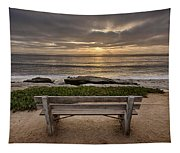 The Bench IIi Tapestry