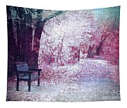 The Bench Of Promises Tapestry