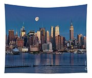 The Big Apple Tapestry