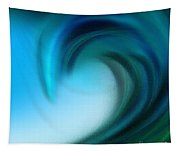 The Big Wave Of Hawaii 5 Tapestry
