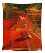 The Bird Whisperer . A120423.693 Tapestry