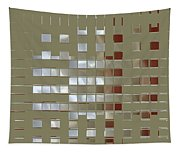 The Birth Of Squares No 1 Tapestry