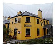 The Blind Piper Pub Tapestry