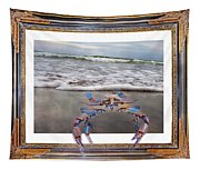 The Blue Crab Tapestry