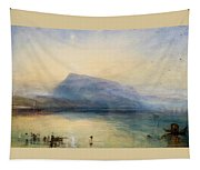 The Blue Rigi - Sunrise Tapestry