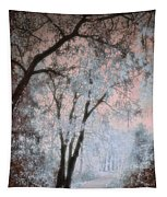 The Blue Trees Tapestry