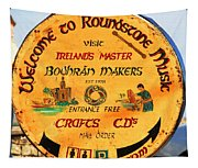 The Bodhran Makers Tapestry