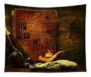 The Bookshelf Tapestry