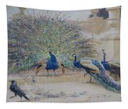 The Borrowed Plume Tapestry