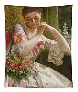 The Bouquet Tapestry