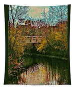 The Bridge Between Heaven And Earth Tapestry