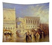 The Bridge Of Sighs Tapestry