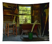 The Broom Room Tapestry