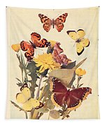 The Butterfly Book Tapestry