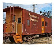 The Caboose Tapestry