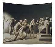 The Calumny Of Apelles Tapestry
