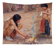 The Campfire Tapestry