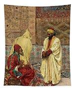 The Carpet Bazaar Tapestry