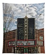The Carver Theatre In Birmingham Alabama Tapestry