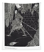 The Cask Of Amontillado Tapestry