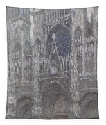 The Cathedral In Rouen Tapestry