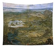 The Cavalry At The Siege Of Breda Tapestry