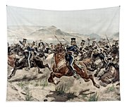 The Charge Of The Light Brigade, 1895 Tapestry