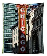 The Chicago Theatre Tapestry
