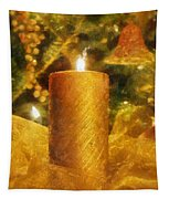 The Christmas Candle Tapestry