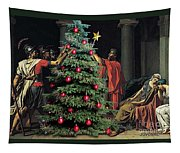 The Christmas Tree Of The Horatii Tapestry