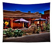 The Church Street Cafe - Albuquerque New Mexico Tapestry