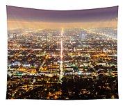 The City Grid Tapestry