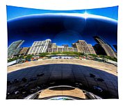 The Cloud Gate Tapestry