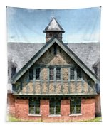 The Coach Barn At Shelburne Farms Tapestry