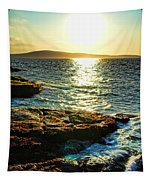 The Coast Of Maine Tapestry
