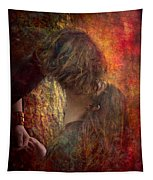 The Colors Of Love Tapestry