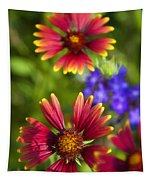 The Colors Of Summer  Tapestry