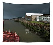 The Columbia River Maritime Museum Sits Tapestry