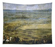 The Conquest Of Lleida Tapestry