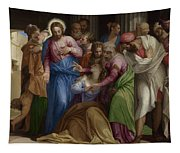 The Conversion Of Mary Magdalene Tapestry