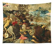The Conversion Of Saint Paul Tapestry