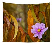 The Cosmos In The Peach Tree Tapestry