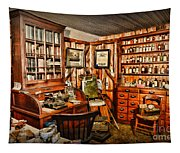 The Country Doctor Tapestry