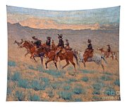 The Cowpunchers Tapestry
